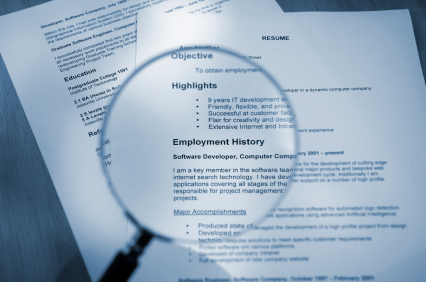 Services to take your resume from blah to wow