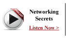 Networking Secrets with Guest Speaker Ruth Anderson